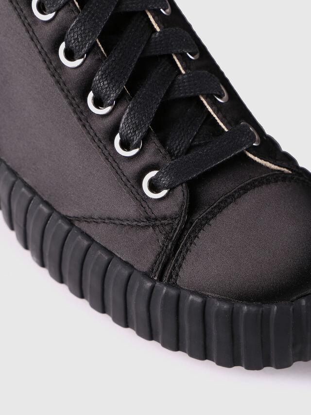 Diesel - S-EXPOSURE CLC W, Black - Sneakers - Image 4