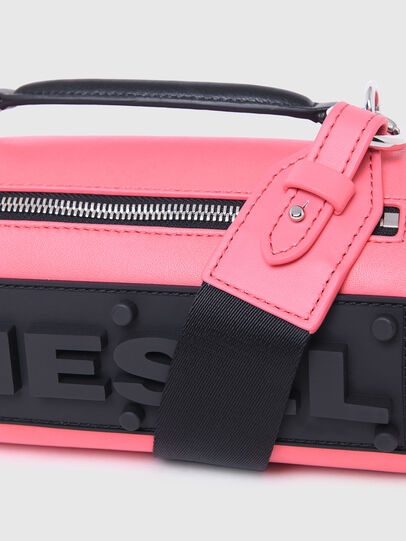 Diesel - CAYAC LT, Pink - Crossbody Bags - Image 5
