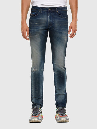 Diesel - Thommer 009FL, Medium blue - Jeans - Image 1