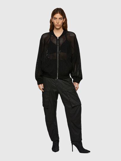 Diesel - M-INDYANA, Black - Knitwear - Image 4
