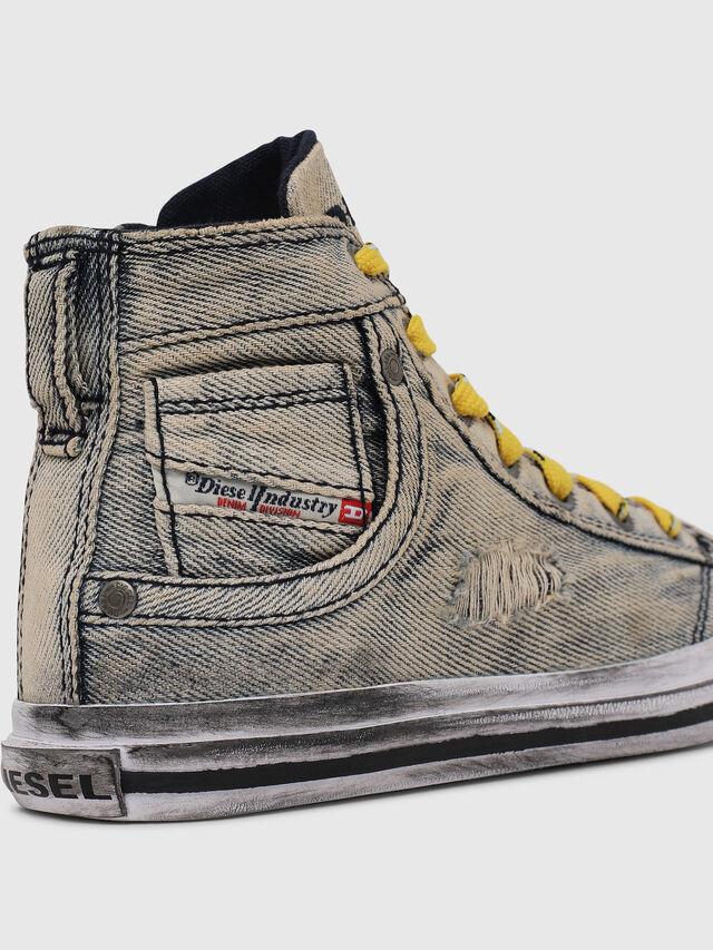Diesel - SN MID 20 EXPOSURE C, Grey Jeans - Footwear - Image 5