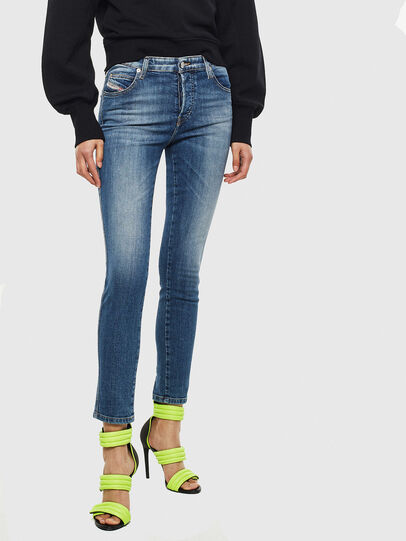 Diesel - Babhila 069JQ, Medium blue - Jeans - Image 1