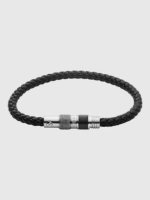 DX1222, Black/Silver - Bracelets