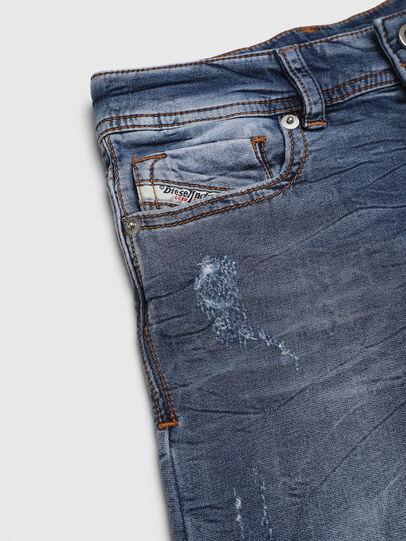 Diesel - SLEENKER-J JOGGJEANS-N, Light Blue - Jeans - Image 3