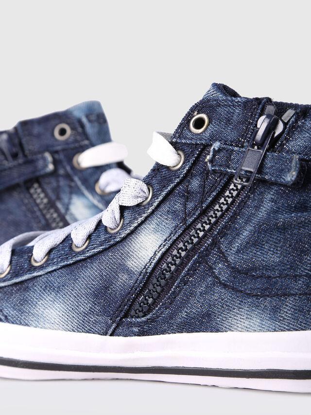 KIDS SN MID 20 EXPOSURE Y, Blue Jeans - Footwear - Image 4