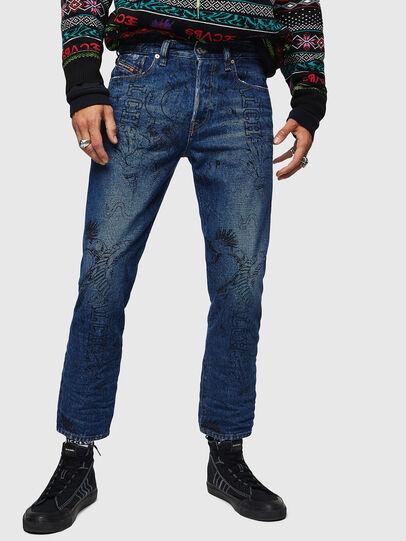 Diesel - Mharky 0078S, Medium blue - Jeans - Image 1