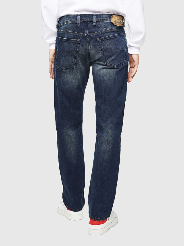 b40d640a WAYKEE 0814W Men: Straight Dark blue Jeans | Diesel