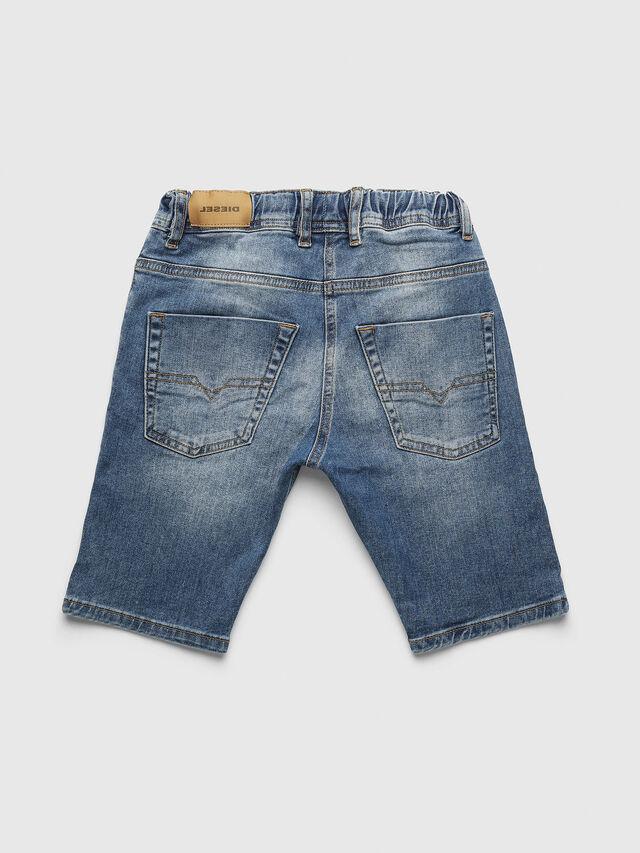 Diesel - PKROOLEYNE-CUT SH, Blue Jeans - Pants - Image 2