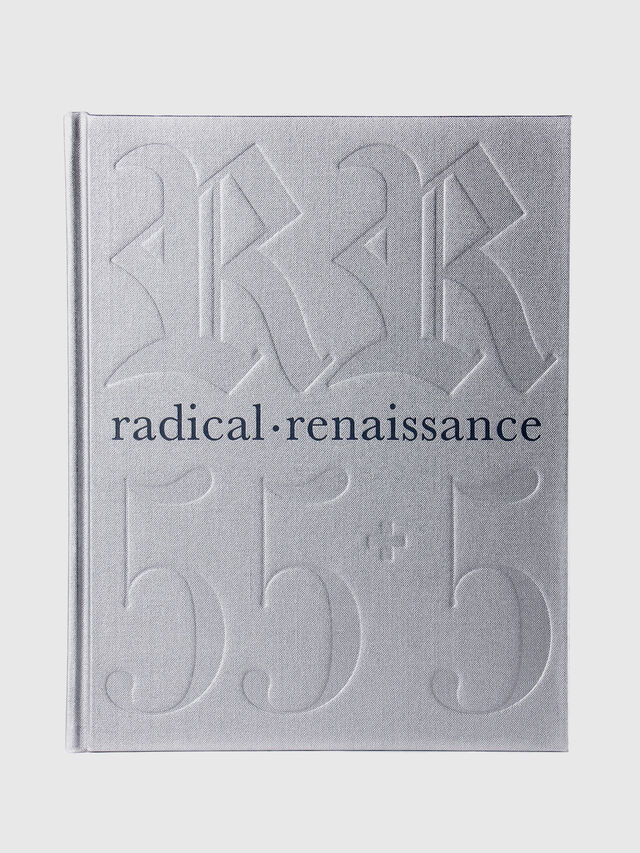 Radical Renaissance 55+5 (signed by RR), Silver