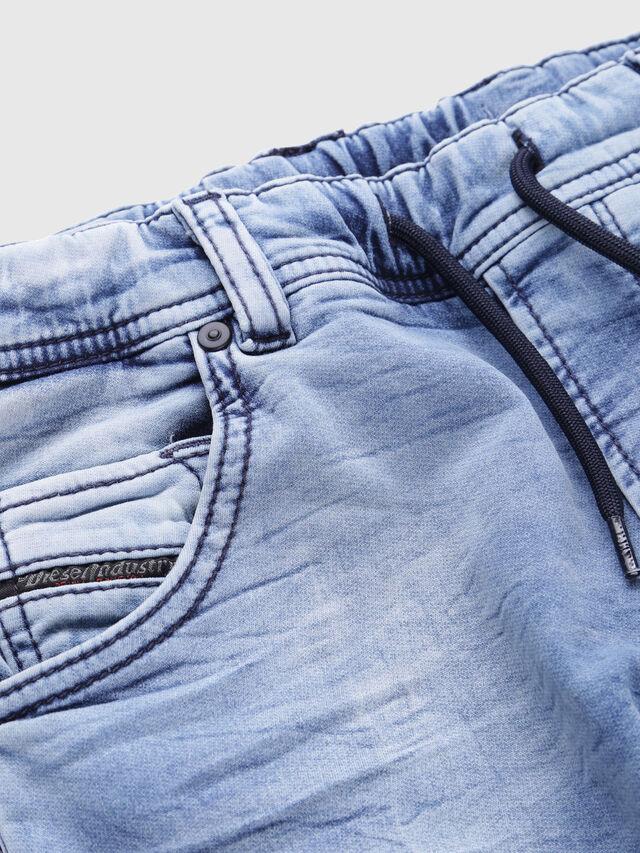 Diesel - KROOLEY-J JOGGJEANS, Light Blue - Jeans - Image 3