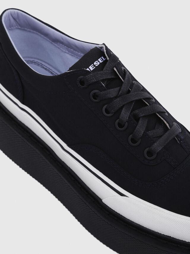 Diesel - H-SCIROCCO LOW, Black - Sneakers - Image 5