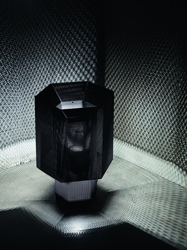 Diesel - HEXX TAVOLO, Anthracite - Table Lighting - Image 3