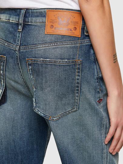 Diesel - D-Reggy 009UA, Dark Blue - Jeans - Image 3