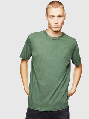 T-THURE, Green - T-Shirts