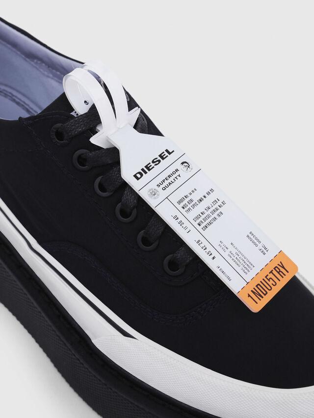 Diesel - H-SCIROCCO LOW, Black - Sneakers - Image 4