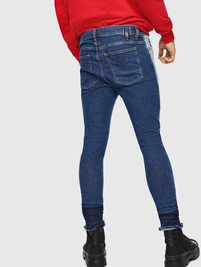 Diesel - D-Istort 085AU, Medium blue - Jeans - Image 2