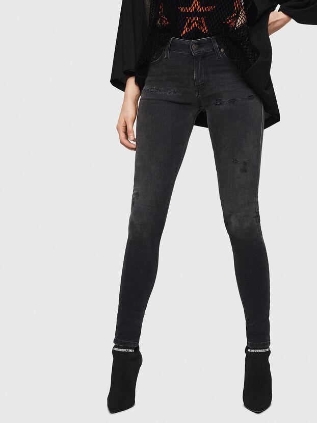Slandy 069GI, Black/Dark grey - Jeans