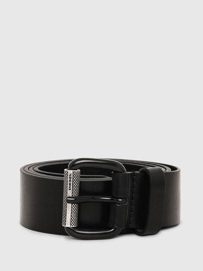 Diesel - B-READY, Black - Belts - Image 1