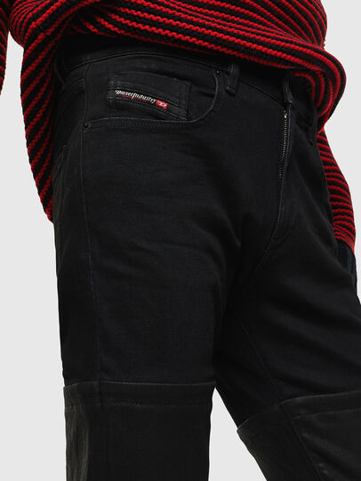 Diesel - D-Strukt 0091W,  - Jeans - Image 4
