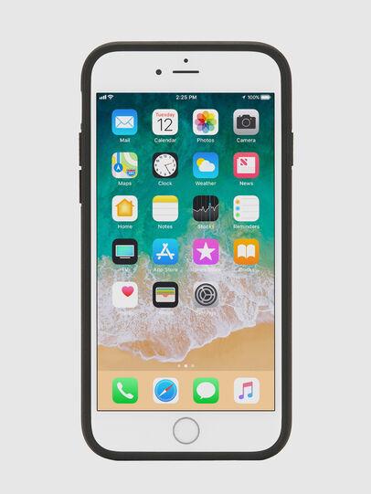 Diesel - BLACK DENIM IPHONE 8 PLUS/7 PLUS/6S PLUS/6 PLUS CASE, Black - Cases - Image 4