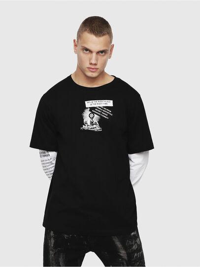 Diesel - T-SHOOT-YA,  - T-Shirts - Image 1
