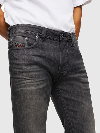 Diesel - Larkee C82AT, Black/Dark grey - Jeans - Image 3