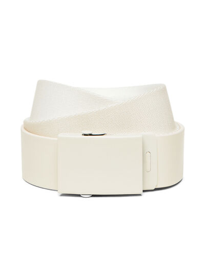 Diesel - GR02-K302, White - Belts - Image 1