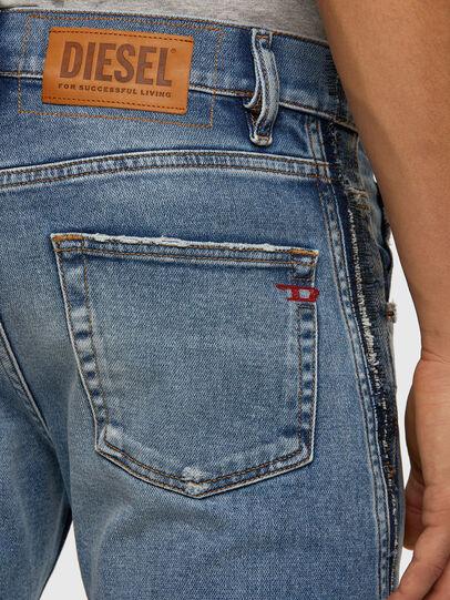 Diesel - D-Strukt 009GE, Medium blue - Jeans - Image 4