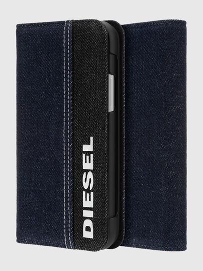 Diesel - DIPH-037-DENVL, Blue Jeans - Flip covers - Image 1