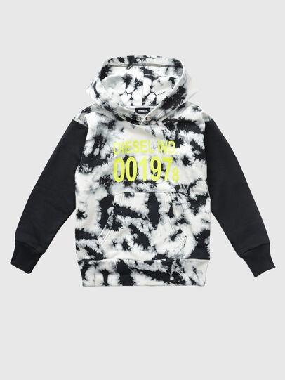 Diesel - SALBYY OVER, Black - Sweaters - Image 1