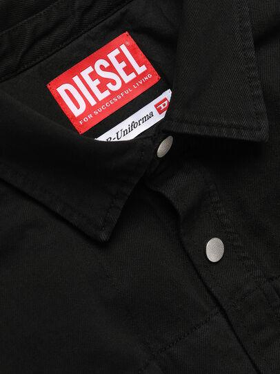 Diesel - GR02-B301,  - Denim Shirts - Image 3