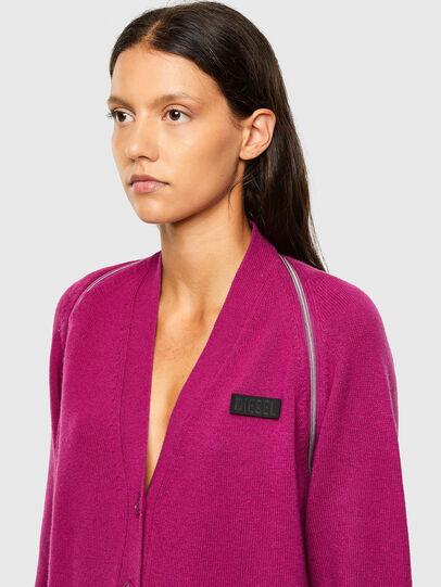 Diesel - M-CLEO, Pink - Knitwear - Image 4