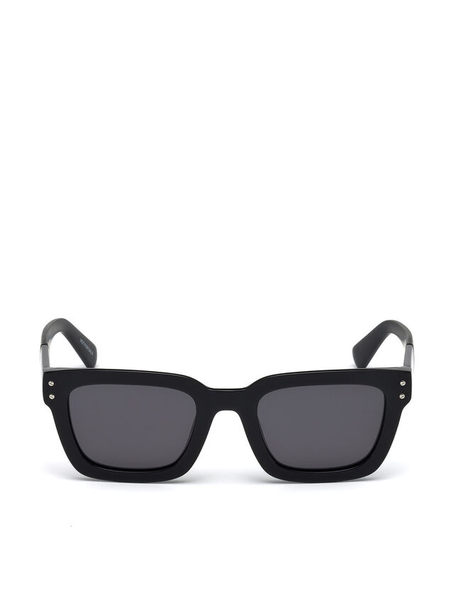 Diesel - DL0231, Black - Eyewear - Image 1