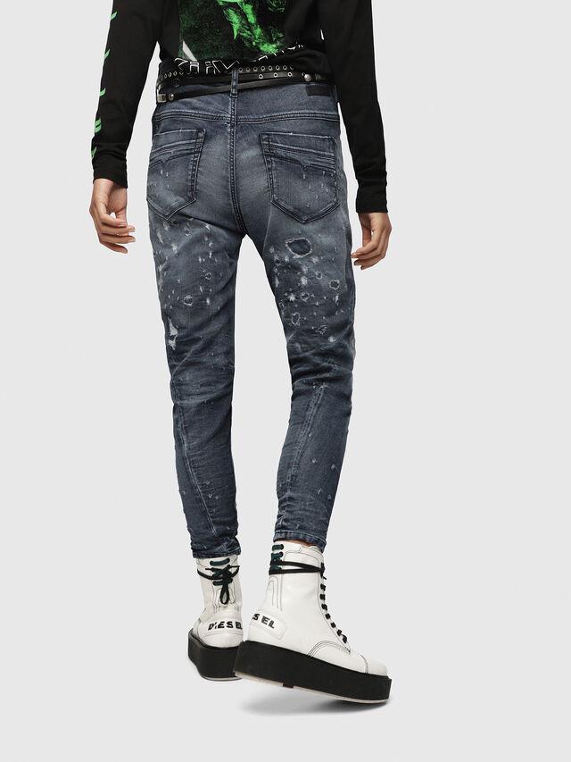 Diesel - Fayza JoggJeans 069CC, Medium blue - Jeans - Image 2