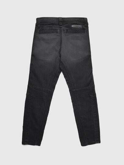 Diesel - D-EARBY JOGGJEANS-J, Black - Jeans - Image 2