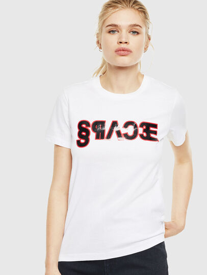 Diesel - T-SILY-WO,  - T-Shirts - Image 1