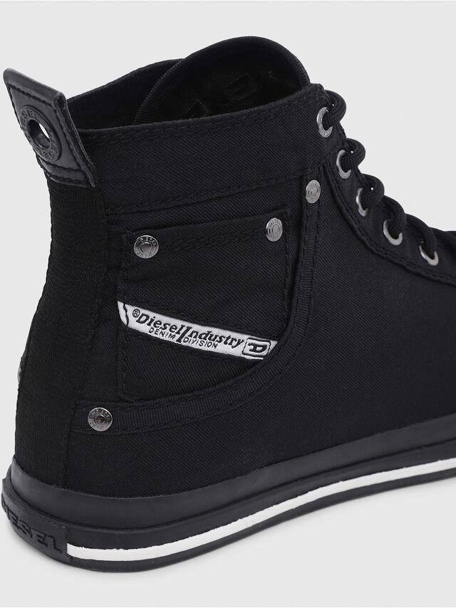 Diesel - EXPOSURE I, Black - Sneakers - Image 4