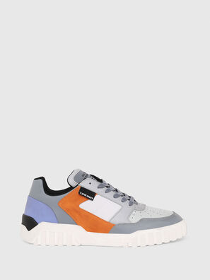 S-RUA LOW90, Grey - Sneakers