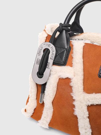 Diesel - DHALIA XS, Brown - Satchels and Handbags - Image 5