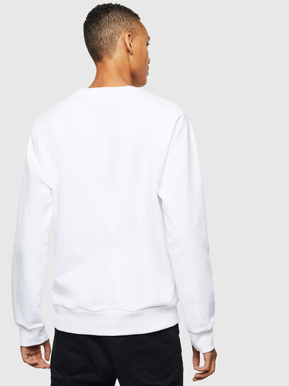 Diesel - S-CORY, White - Sweaters - Image 2