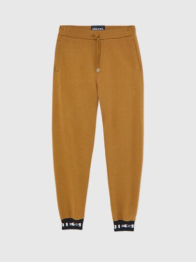 Diesel - UMLB-PETER-BG, Yellow Ocher - Pants - Image 1
