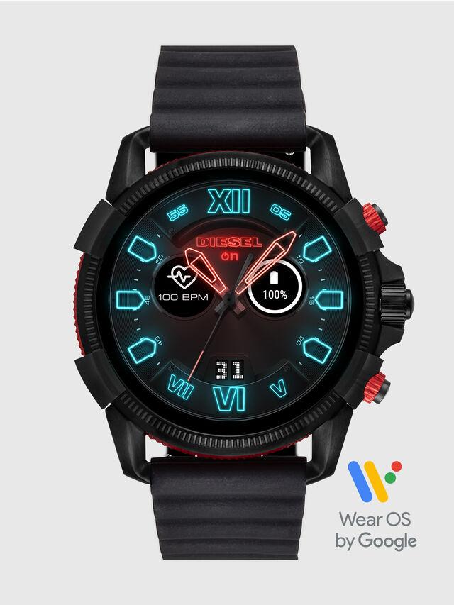 Diesel - DT2010, Black - Smartwatches - Image 1