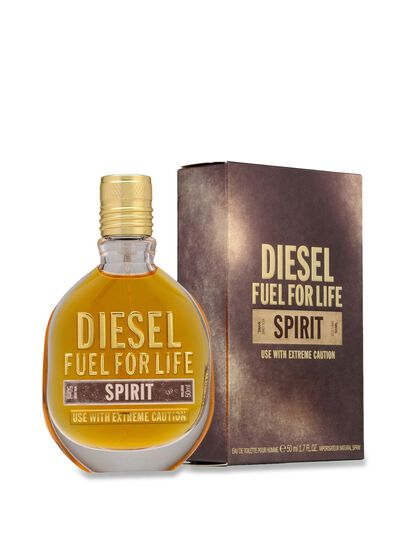 Diesel - FUEL FOR LIFE SPIRIT 50ML, Generic - Fuel For Life - Image 2