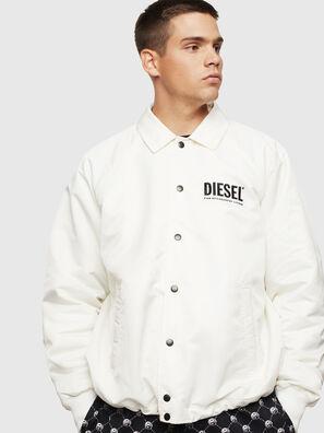 J-AKIO-A, White - Jackets