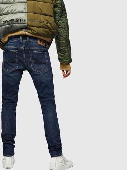 Diesel - Sleenker 083AV, Dark Blue - Jeans - Image 2