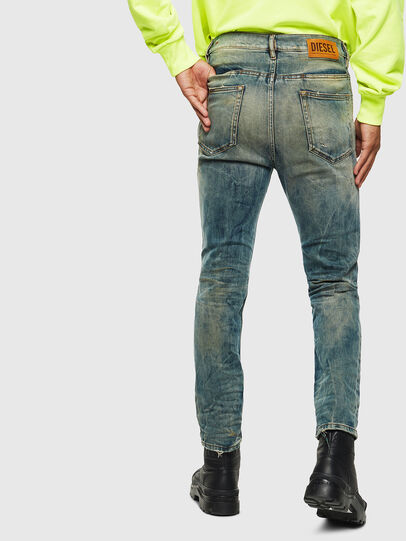 Diesel - D-Eetar 0098G, Medium blue - Jeans - Image 2