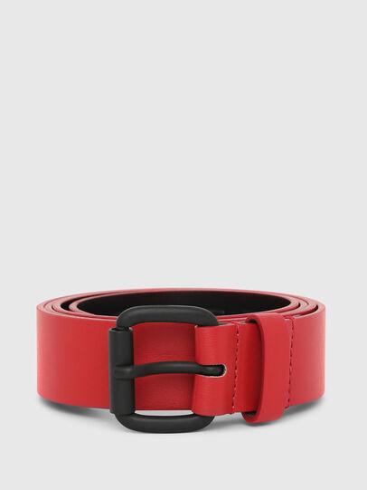 Diesel - B-SYNT, Red - Belts - Image 1