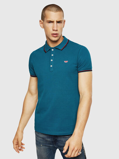 Diesel - T-RANDY-NEW, Blue Marine - Polos - Image 1