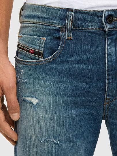 Diesel - D-Strukt 009IT, Medium blue - Jeans - Image 3