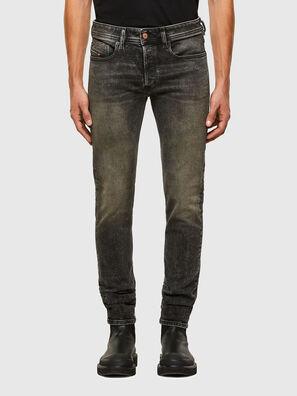 Sleenker 009IS, Black/Dark grey - Jeans